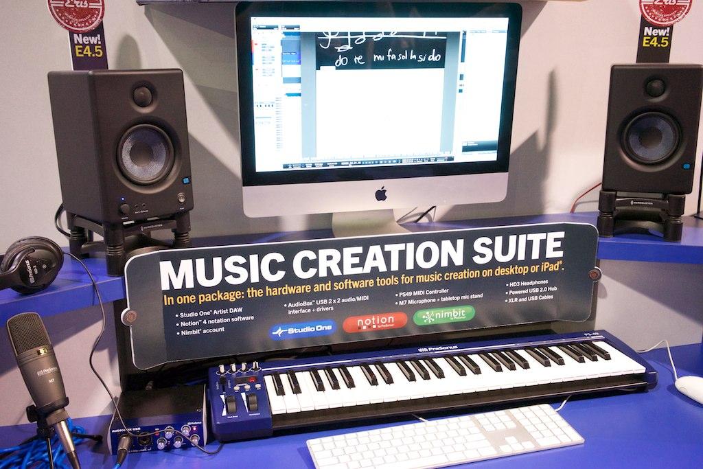 Kreativt musikskapande